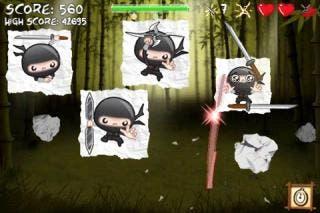 Agressive Paper Ninjas