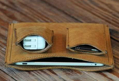 saddleback leather gadget pouch family