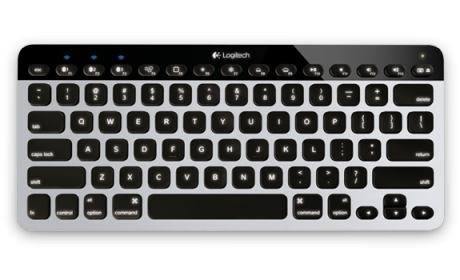 Logitech Bluetooth Easy-Switch Keyboard