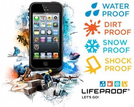 CES 2013 : Waterproof Cases