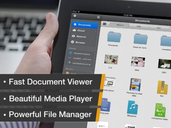 Siva's Reviews: Documents by Readdle