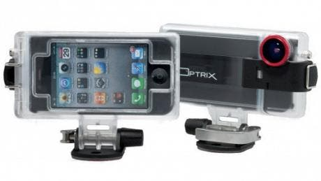 Optrix iPhone case