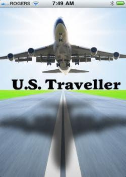 U.S traveller app review