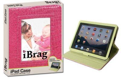 Braggables.com iPad case