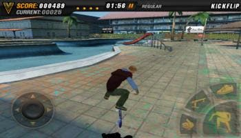 Mike V: Skateboard Party HD iPhone app review