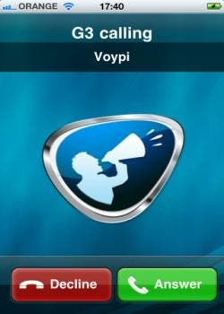 Voypi iPhone app review