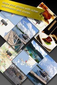 photo and map iPhone app reveiw
