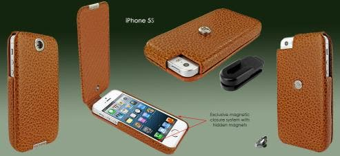 iPhone swivel case from Piel Frama