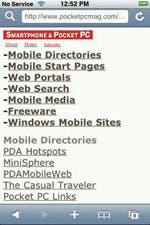 Smartphone Magazine's best mobile sites