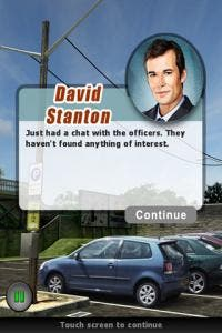 Murder Detective for iPhone
