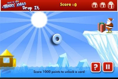 play n wish merry christmas for iPhone