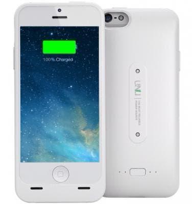 Unu Aero Wireless Charging Case white