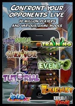 Urban Rivals for iPhone