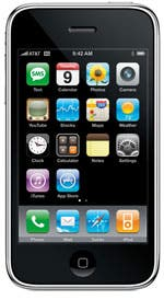 Picture of iPhone 3G