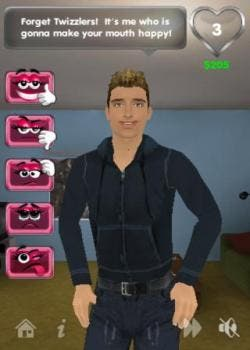 My Virtual Boyfriend for iPhone