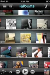 iAlbums iPhone app review