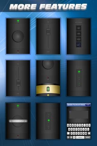 Flashlight - For iPhone 4