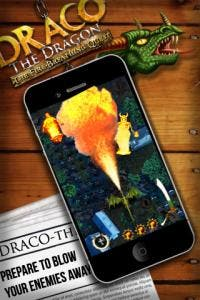 draco the dragon for iPhone