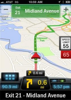 CoPilot Live Premium USA for iPhone