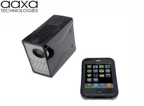 AAXA Micro Projector