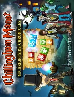 Chillingham Manor for iPhone