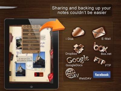 noteledge iPad app