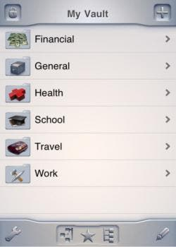 Master Key for iPhone