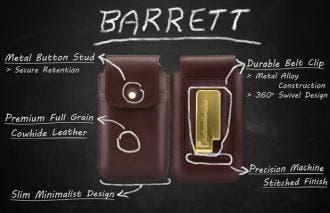 BARRETT case