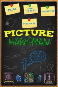 picture hangman for iPhone
