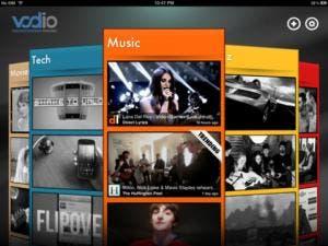 Vodio for iPad