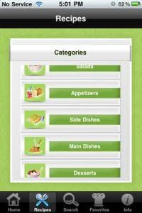 Manal AlAlem Kitchen iPhone app review