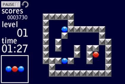 Atomania for iPhone