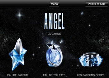 Thierry Mugler iPhone app review