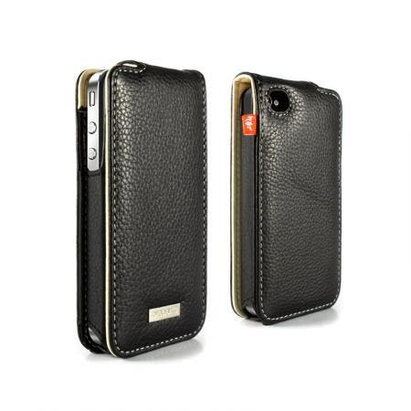 Proporta aluminum lined leather case
