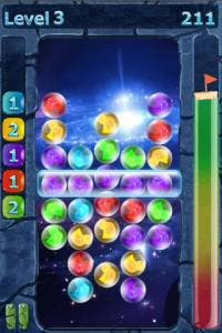 the marblez iPhone app review