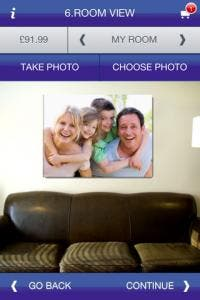 photo canvas iPhone app review