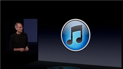 new iTunes 10 logo