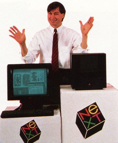 Steve Jobs and NeXT
