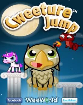 Cweetur Jump