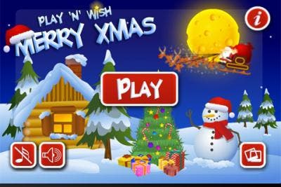 play n wish merry xmas iPhone app review