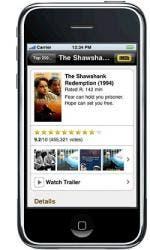 IMDb iPhone app