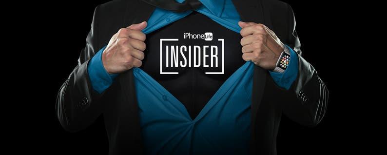 iPhone Life Insider