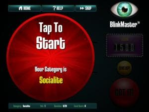 blinkmaster for iPad
