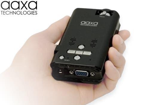 AAXA Pico Projector