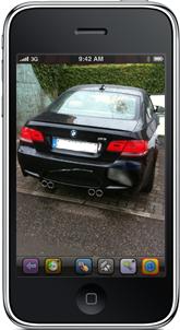 Dude, your car! app