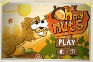 oh my nuts iPhone app review