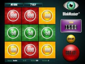 blinkmaster iPad app review
