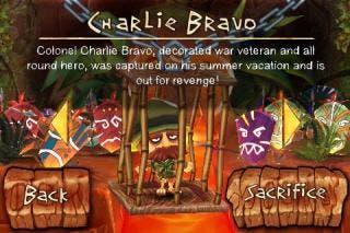Charlie Bravo Caged Up