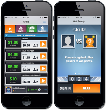 Game Centered: Skillz Lets You Make Cash Playing iOS eSports.