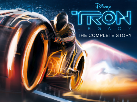 TRON : Legacy The Complete Story